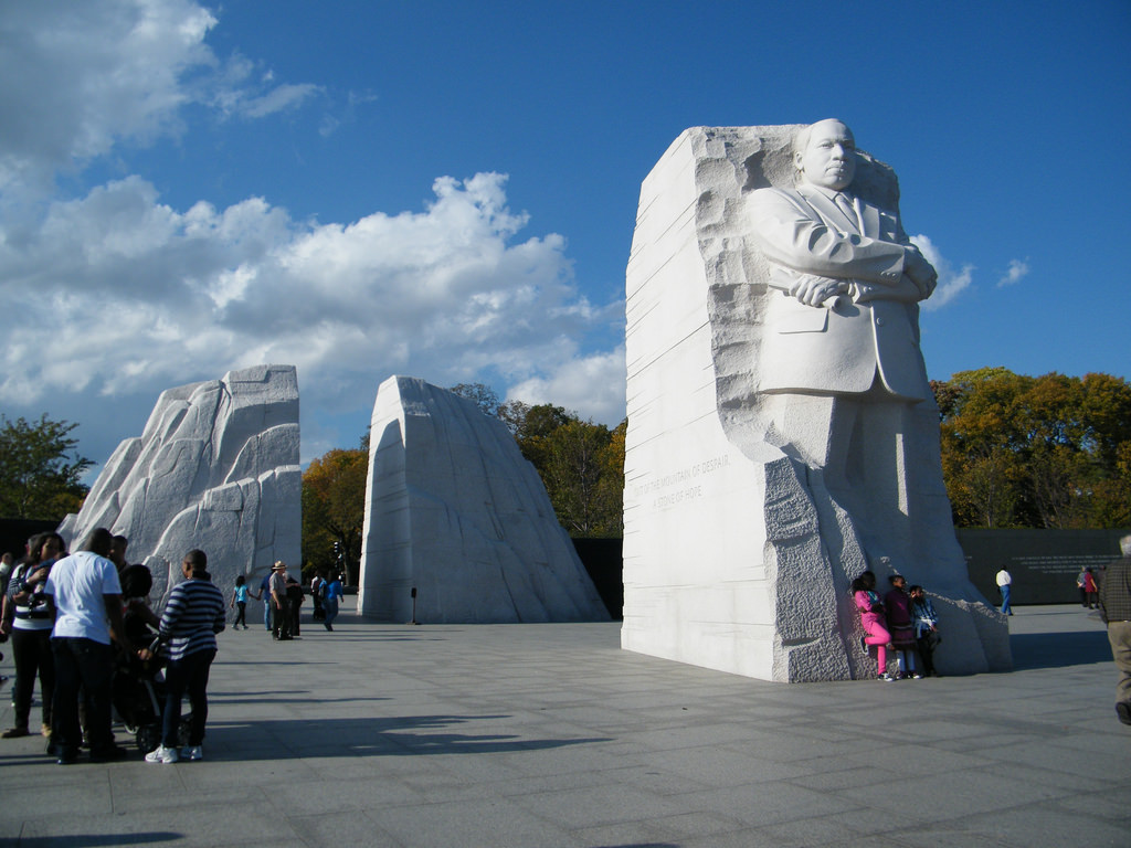 Washington Dc Martin Luther King Memorial Amazing Destinations