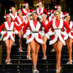 More Christmas Belles at Crown
