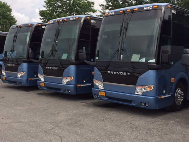Our Bus Fleet